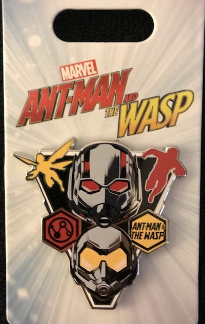 Ant-Man and The Wasp Disney Pin