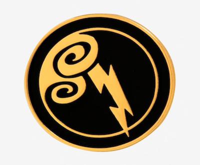 Disney Hercules Lightning Bolt Enamel Pin