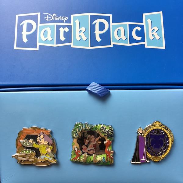 Disney Park Pack Pin Edition 3.0 – May 2018