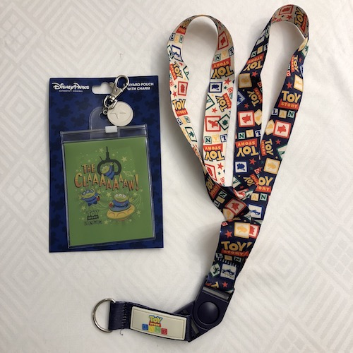 Lanyard & Pouch - Toy Story Land