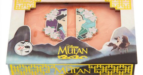 Mulan 20th Anniversary Pin Set - shopDisney