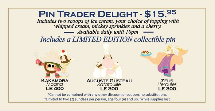 Pin Trader Delight – June 15, 2018