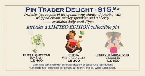 Pin Trader Delight – June 9, 2018