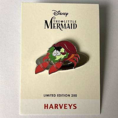 Sebastian - HARVEYS The Little Mermaid Pin