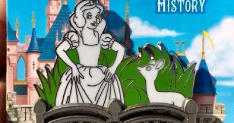 Snow White Grotto Piece of History Pin
