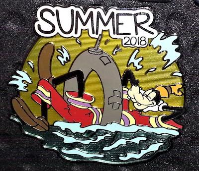 Summer 2018 Disney Pin