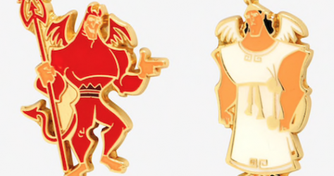 The Emperor's New Groove BoxLunch Pin Set