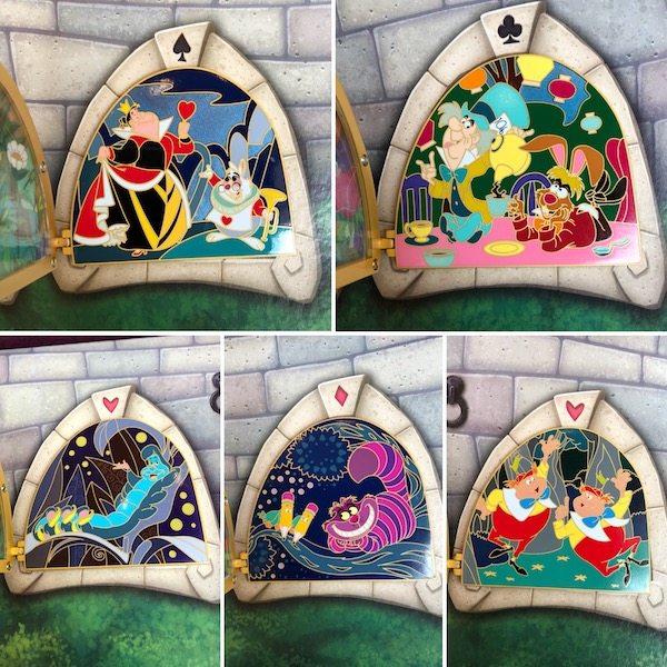 Windows to Wonderland WDI Pin