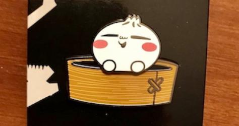 Bao Disney Pin