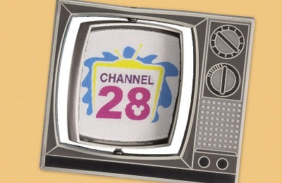 Channel 28 Pin Collection