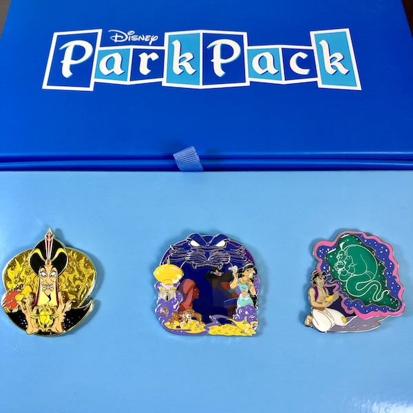 Disney Park Pack Pin Edition 3.0 – July 2018