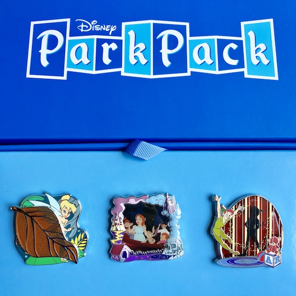 Disney Park Pack Pin Edition 3.0 – June 2018