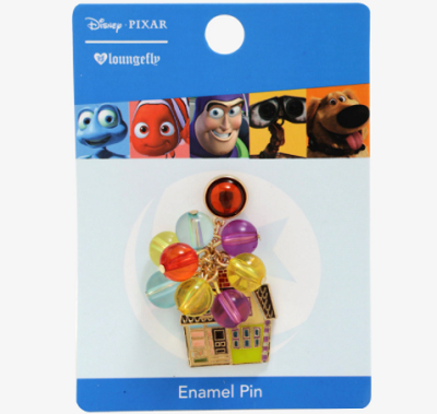 Disney Pixar Up House Enamel Pin