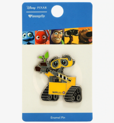 Disney Pixar WALL-E Boot Enamel Pin