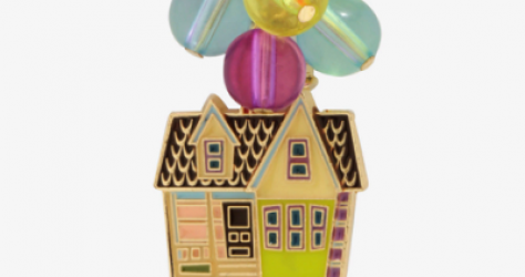 Disney UP House Pin BoxLunch