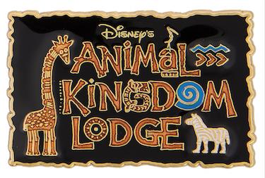 Disney's Animal Kingdom Lodge Pin