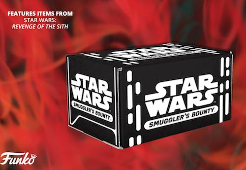Funko Smuggler's Bounty Revenge of the Sith