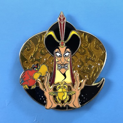 Jafar Park Pack Disney Pin
