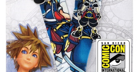 Kingdom Hearts Lanyard 2018