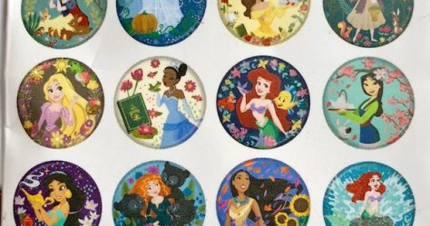 Loungefly Disney Princess Blind Bag