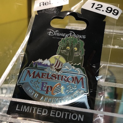 Maelstrom 30th Anniversary Cast Member Pin