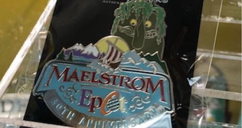 Maelstrom 30th Pin