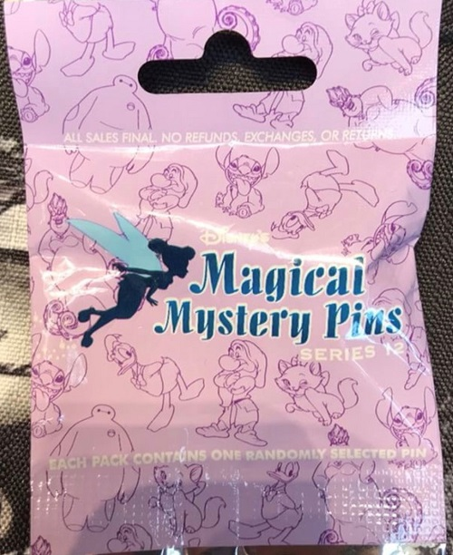 Magical Mystery Series 12