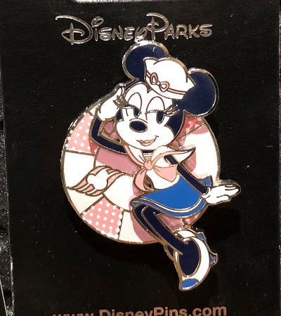 Minnie Mouse DCL Pin