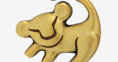 The Lion King Simba Loungefly Disney Pin