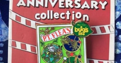A Bugs Life 2018 Movie Anniversary Pin