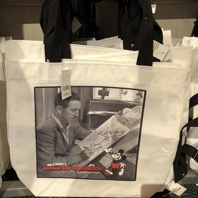 Animation Celebration Tote Bag