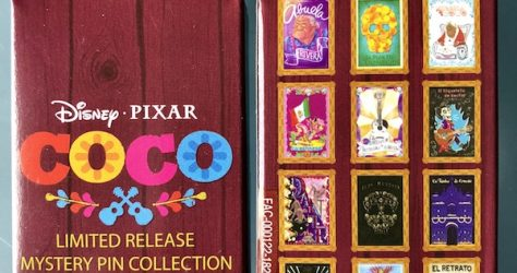 Coco Limited Release Mystery Pin Collection