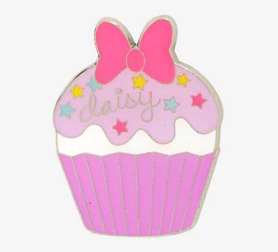Daisy Duck Cupcake BoxLunch Pin