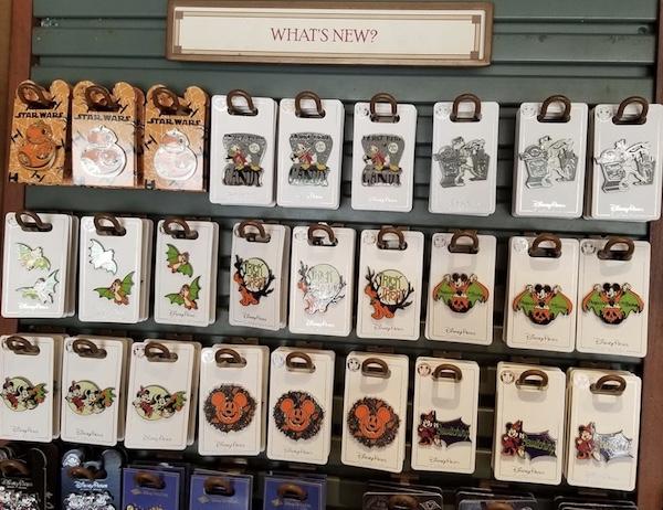 Halloween 2018 Disney Pins