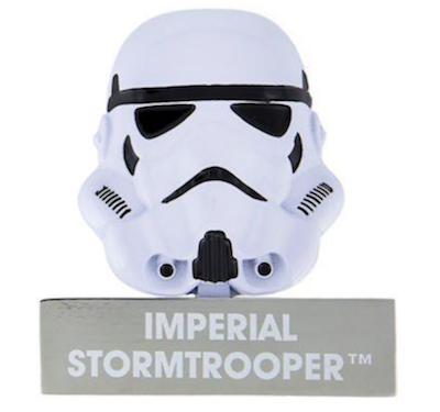 Imperial Stormtrooper Helmet Disney Pin