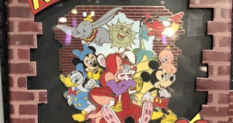 Jumbo Pin - Who Framed Roger Rabbit 30 Years