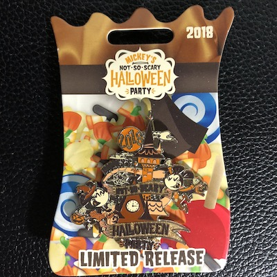 Disneyland Paris Halloween Party 2018.Mickey S Not So Scary Halloween Party 2018 Pins Disney