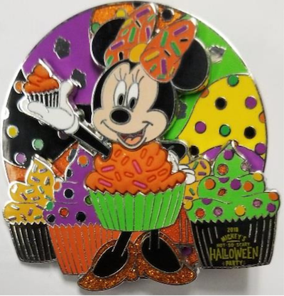 Minnie Mouse MNSSHP 2018 Pin