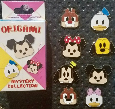 Origami Mystery Collection