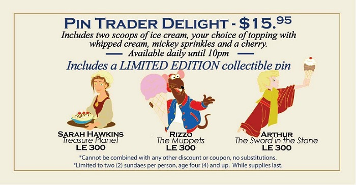 Pin Trader Delight – August 9, 2018