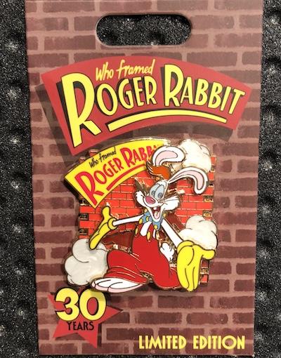 Roger Rabbit - Who Framed Roger Rabbit 30 Years Pin