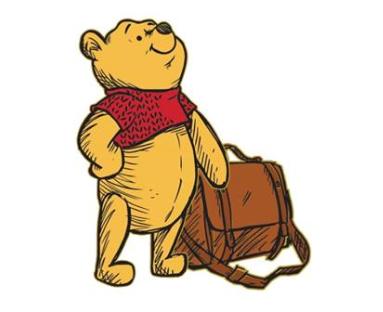 Winnie the Pooh DSSH Pin