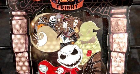 25 Years of Fright Jumbo Pin