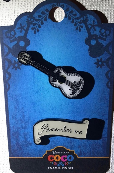Coco Remember Me Boxlunch Disney Pin