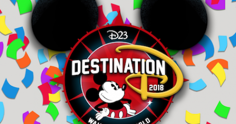 Destination D Mickey Mouse WDI Pins