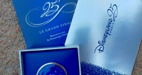 Disneyland Paris Le Grand Final 25th Anniversary