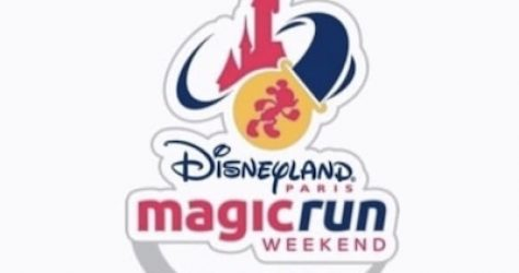 Disneyland Paris Magic Run 2018 Pin