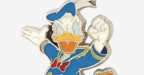 Donald Duck BoxLunch Pin