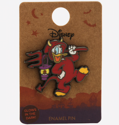 Donald Duck Halloween BoxLunch Disney Pin