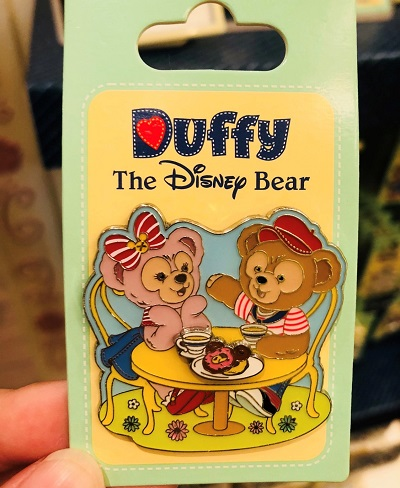Duffy and Shellie Pin - Shanghai Disneyland 2018